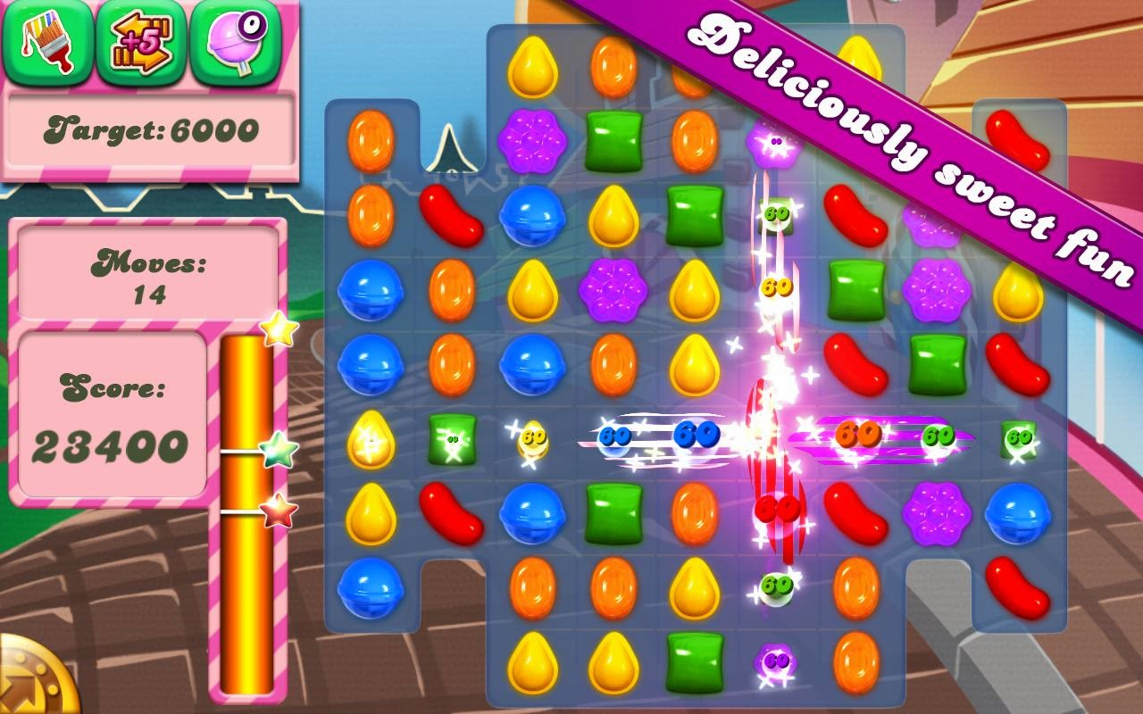 Free Candy Crush Saga