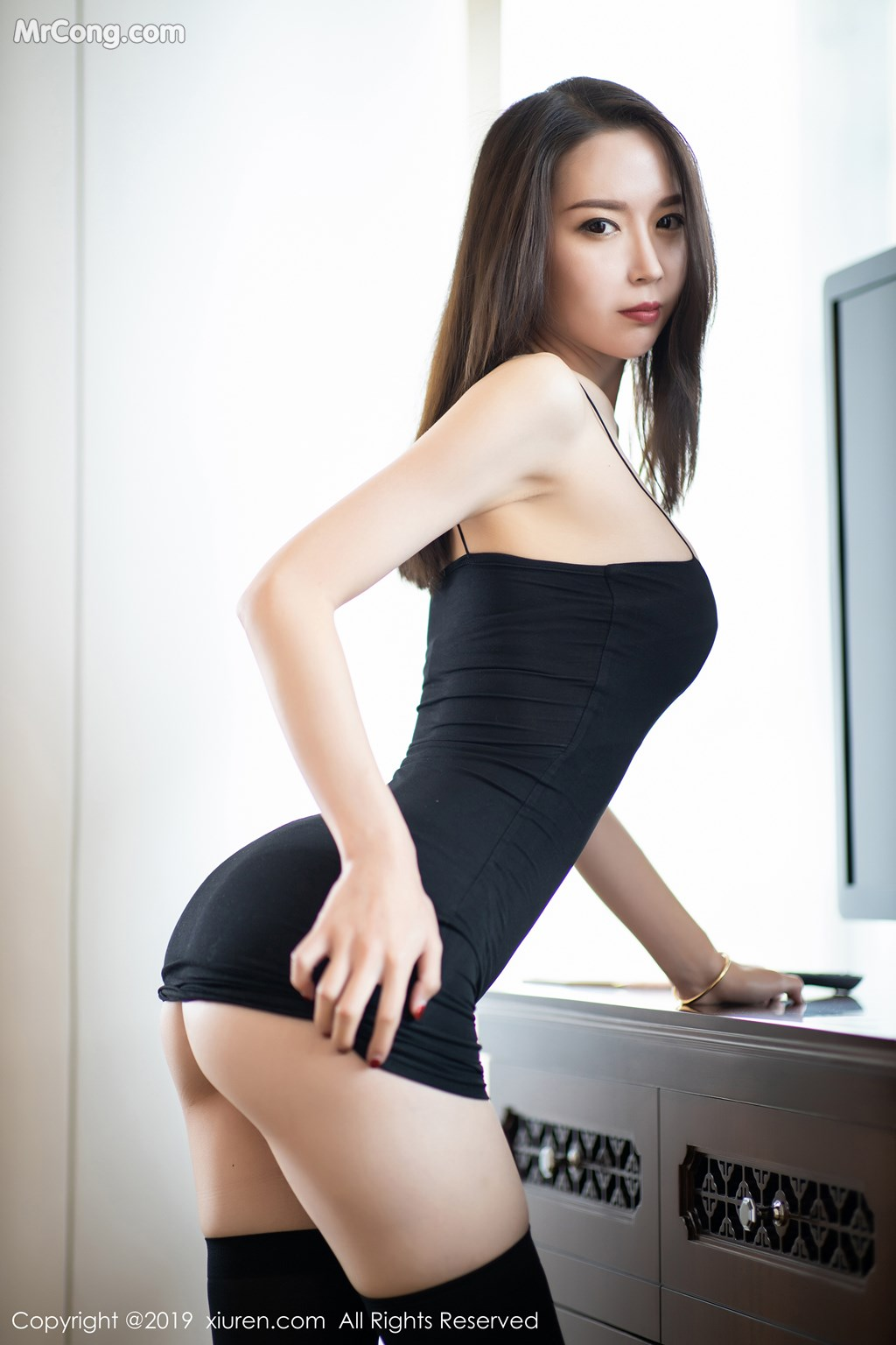 Image XIUREN-No.1720-Meng-Xin-Yue-MrCong.com-008 in post XIUREN No.1720: Meng Xin Yue (梦心月) (81 ảnh)