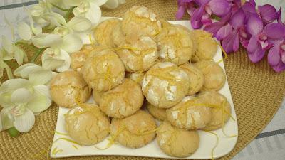 Ciastka cytrynowe