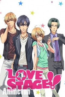 Love Stage!! - Love Stage 2014 Poster