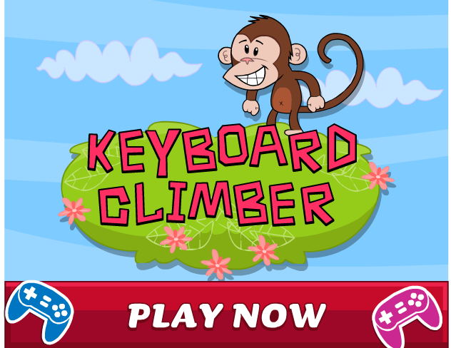 12 Great Free Keyboarding Games to Teach Kids Typing | Educational ...