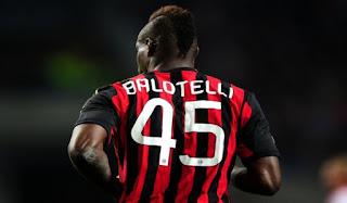 Balotelli Tak Akan Kembali ke Inter Milan