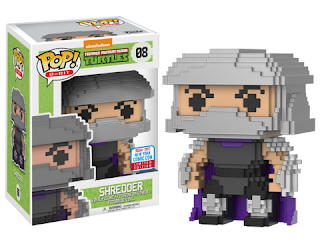 Pop! 8-Bit: TMNT – Shredder