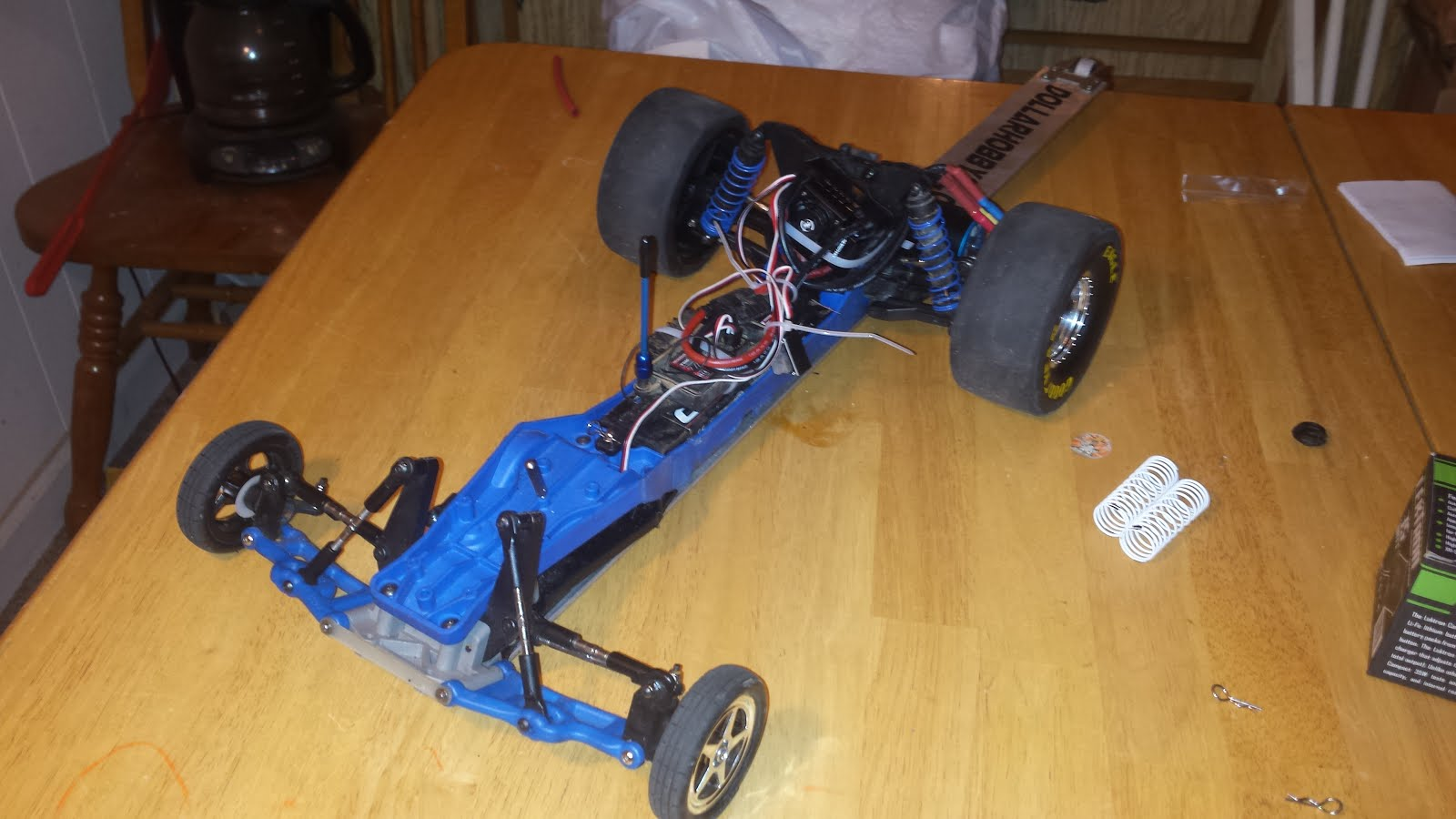Traxxas Slash 2wd Dragster - DragSlash - Speed Runs