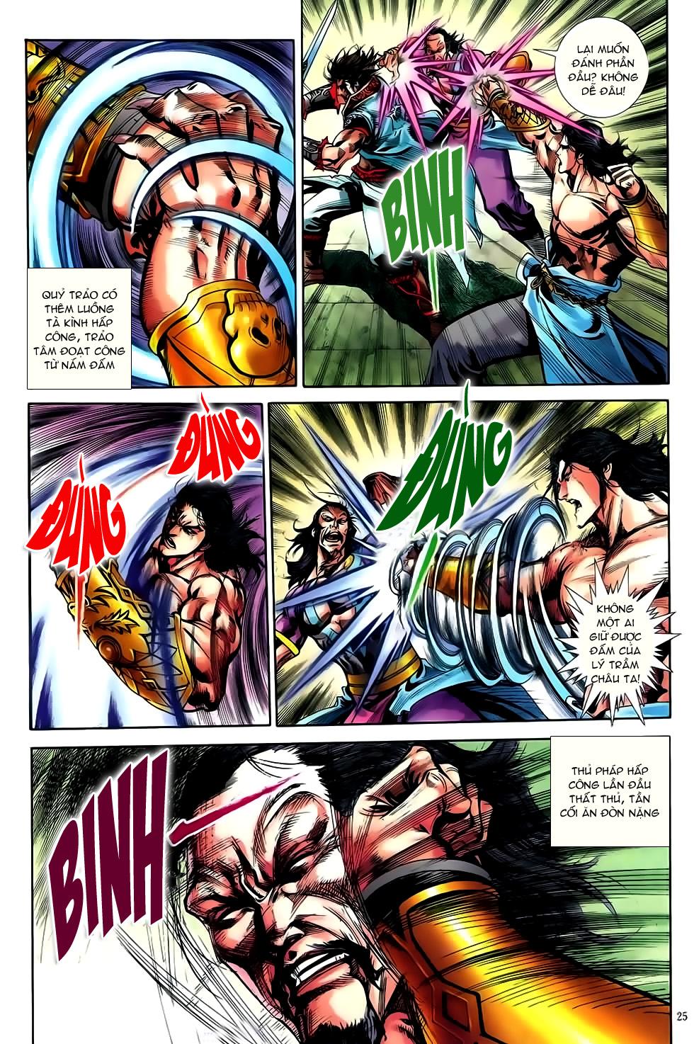 Đại Hiệp Truyền Kỳ (Thần Châu Hậu Truyện) chap 50 - Trang 22