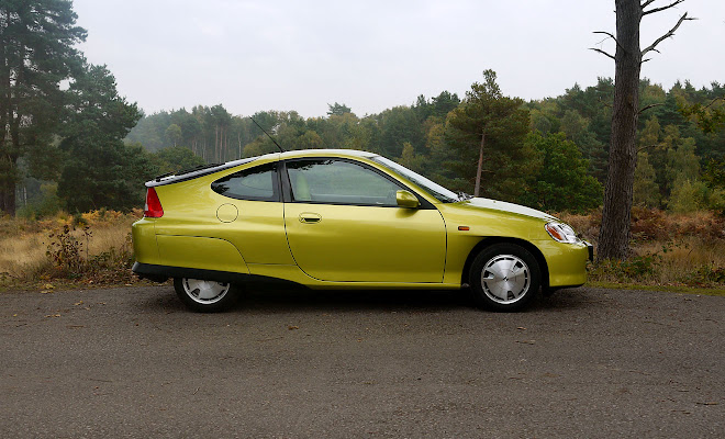 Original Honda Insight blah
