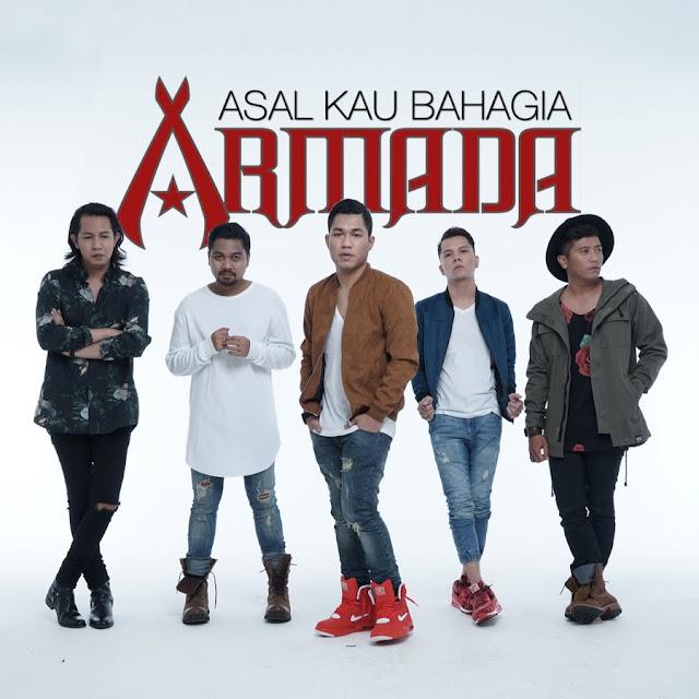 Armada Band Asal Kau Bahagia