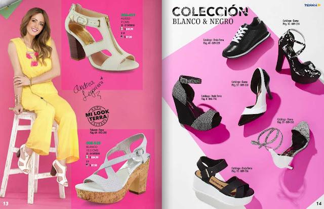 Mundo terra zapatos catalogo dama PV 2017