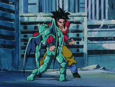 Goku membunuh Eis Shenron