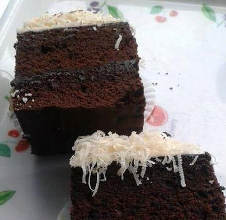Resep Brownies Kukus Coklat Lembut Resep Masakan Nusantara