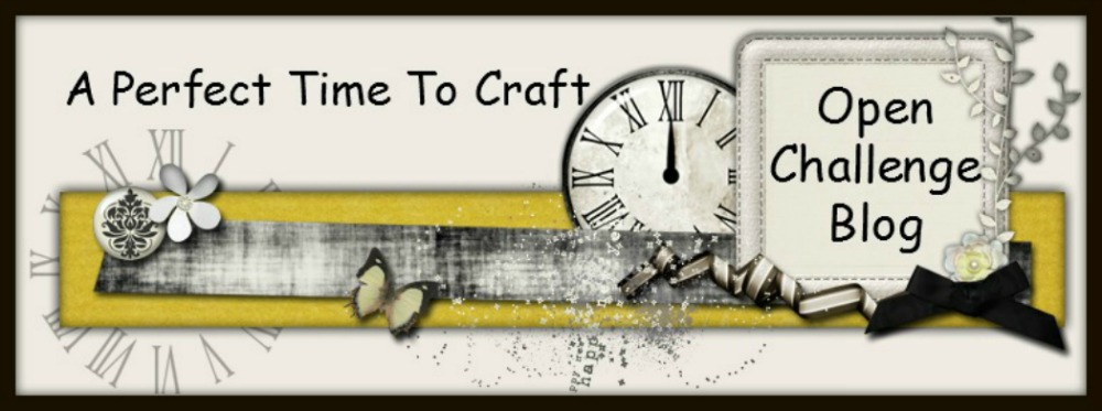 "Morgan's Proudly sponsor ""A Perfect Time To Craft Open Challenge"""