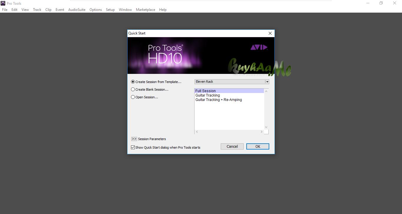 Avid - Pro Tools HD