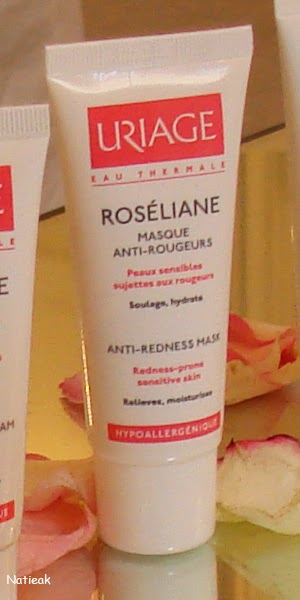 masque anti-rougeurs Uriage