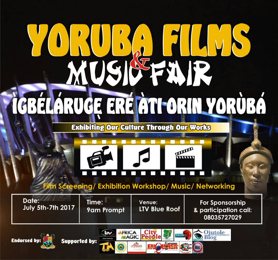 Yoruba Film and Music fair