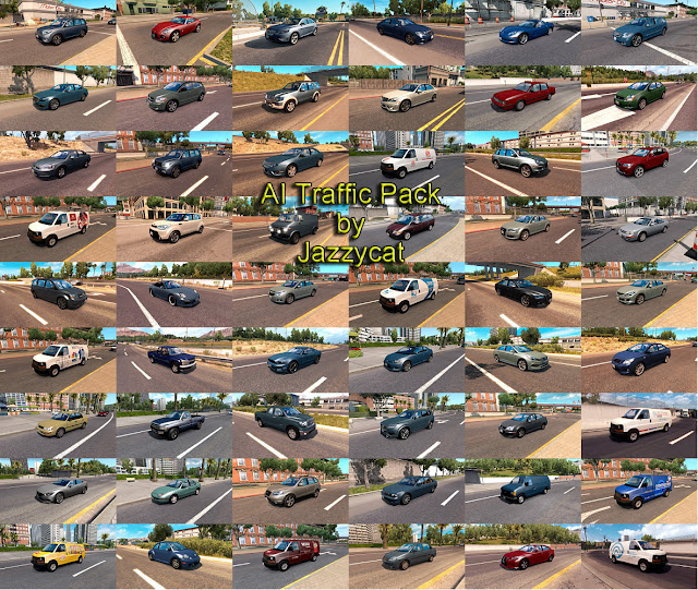 ats ai traffic pack v5.5 by jazzycat screenshots 3