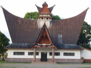 Rumah Adat Pakpak Sumatera Utara