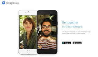 videochiamate google duo