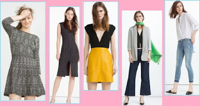 la linea primavera-estate 2016 di zara per la moda donna