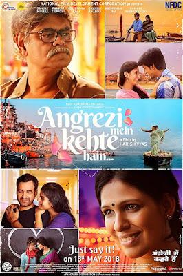 Angrezi Mein Kehte Hain 2018 Hindi 720p pDVDRip 800MB