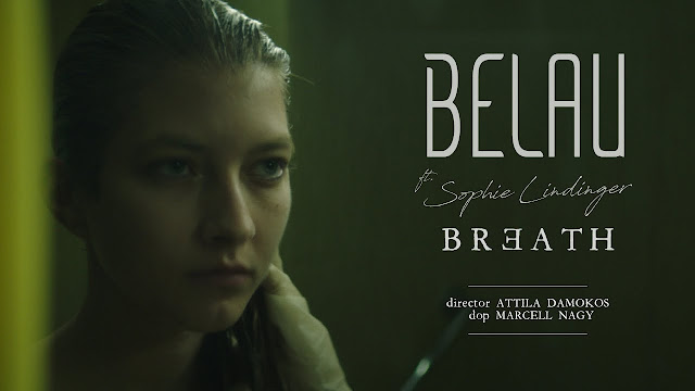 "Belau Unveil ""Breath"" Video ft. Sophie Lindinger"