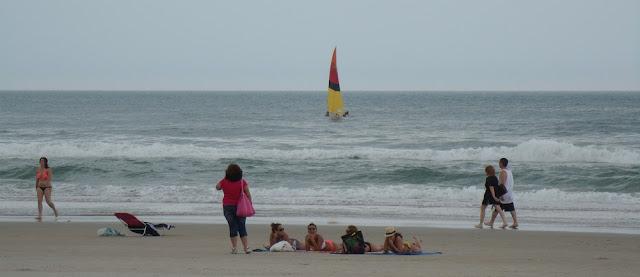 La famosa playa de Daytona