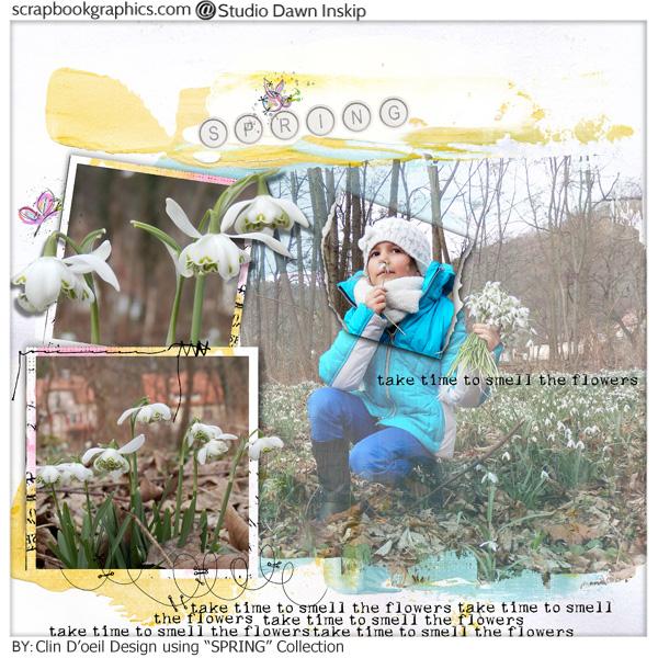 Clin d'oeil Design;Dawn Inskip;Spring