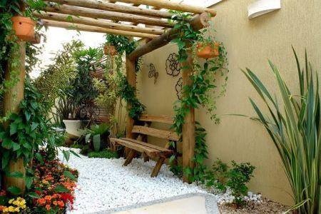 Arquiurbadecor: Jardim pequeno