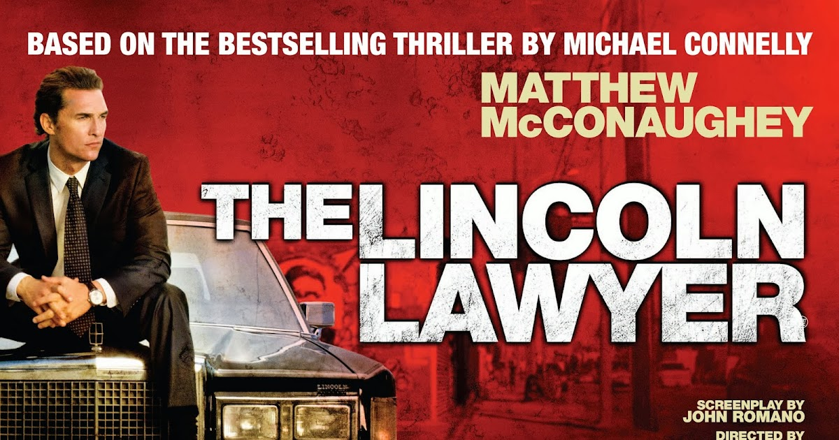 Michael Connelly Libros The Lincoln Lawyer (2011) Michael Connelly Mcconaughey