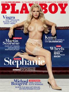 Revista Playboy Holanda-Julio 2015 PDF Digital