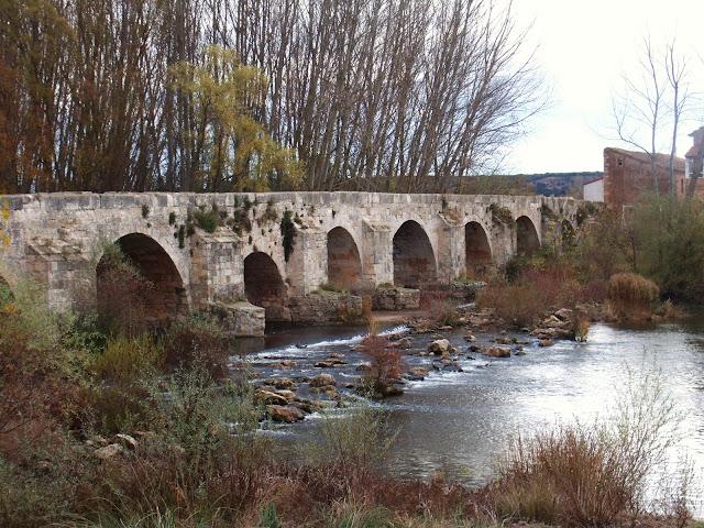 Resultado de imagen de Tordómar Puente romano