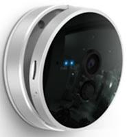 2# كاميرا مراقبة صغيرة HD لاسلكية صوت وصورة