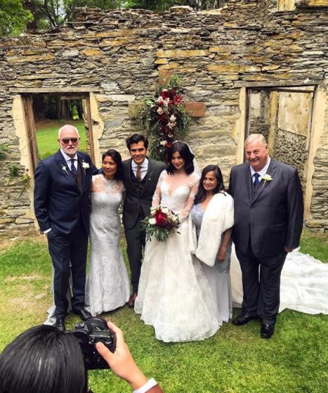 Anne Curtis wears precious heirloom on her wedding