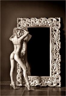 Mujer obra de arte
