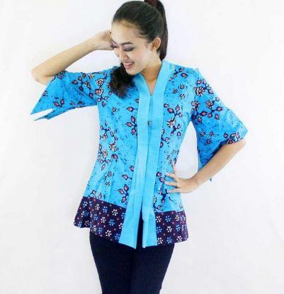 Model Baju Batik Terbaru Anak Muda Model Batik 2019