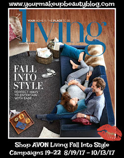 Shop AVON Living Fall Into Stylr Campaigns 19 -22 8/19/17 - 10/13/17