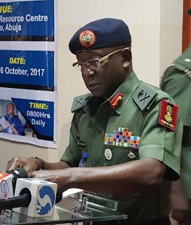 Major General JS Malu,  Commander Army Headquarters Garrison