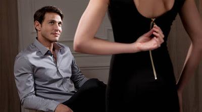 تعرف على الطريقة الأسرع لإثارة زوجتك  اغراء اثارة امرأة تغرى رجل woman seduce man seducing  girlfriend boyfriend sex married life