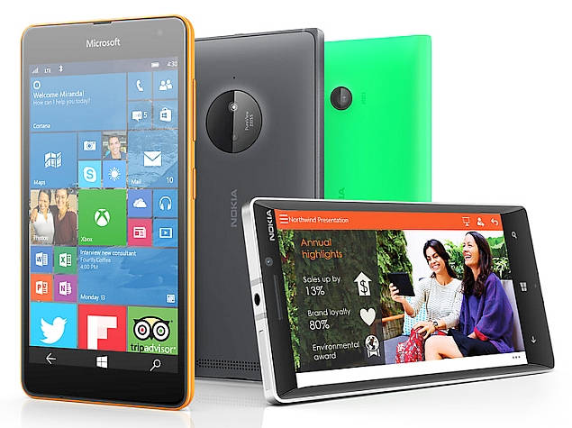 Microsoft Reveals The First Windows Phone Models To Get Windows 10 Mobile