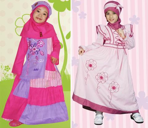Kumpulan Foto Baju Muslim Anak Perempuan Dannis Terbaru 2016 7e5a1d6728