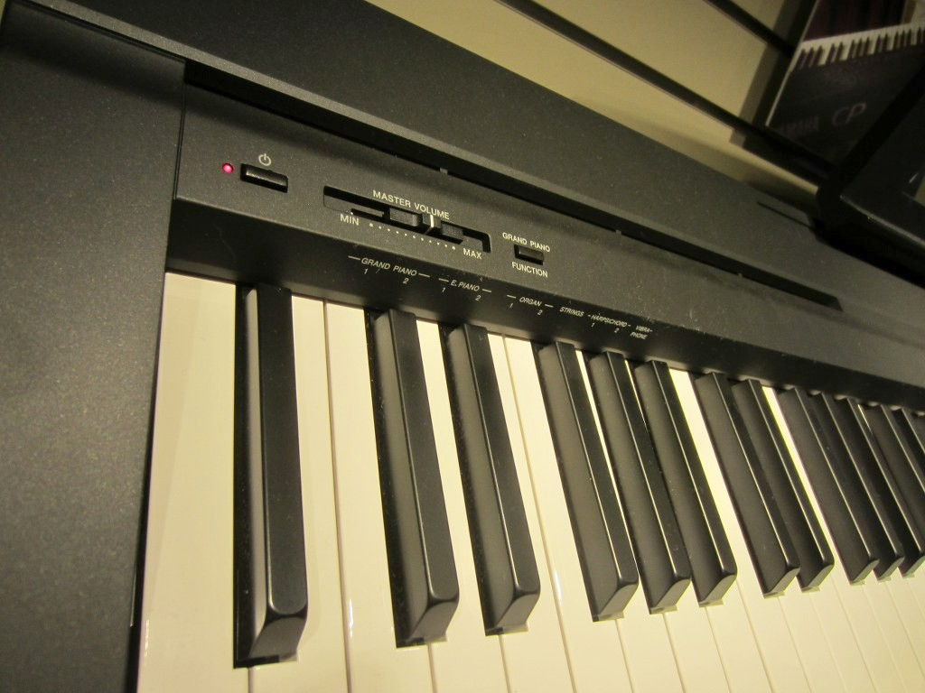 yamaha p45 keyboard review in a band t yamaha and. Black Bedroom Furniture Sets. Home Design Ideas