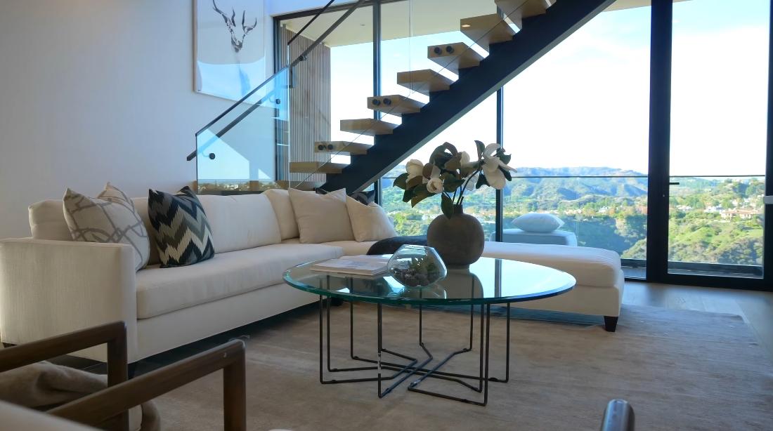 32 Interior Design Photos vs. 2103 Linda Flora Dr, Los Angeles, CA Luxury Home Tour