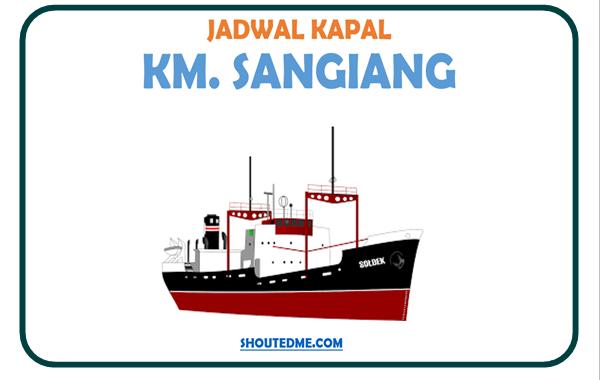 Jadwal keberangkatan kapal sangiang 2019