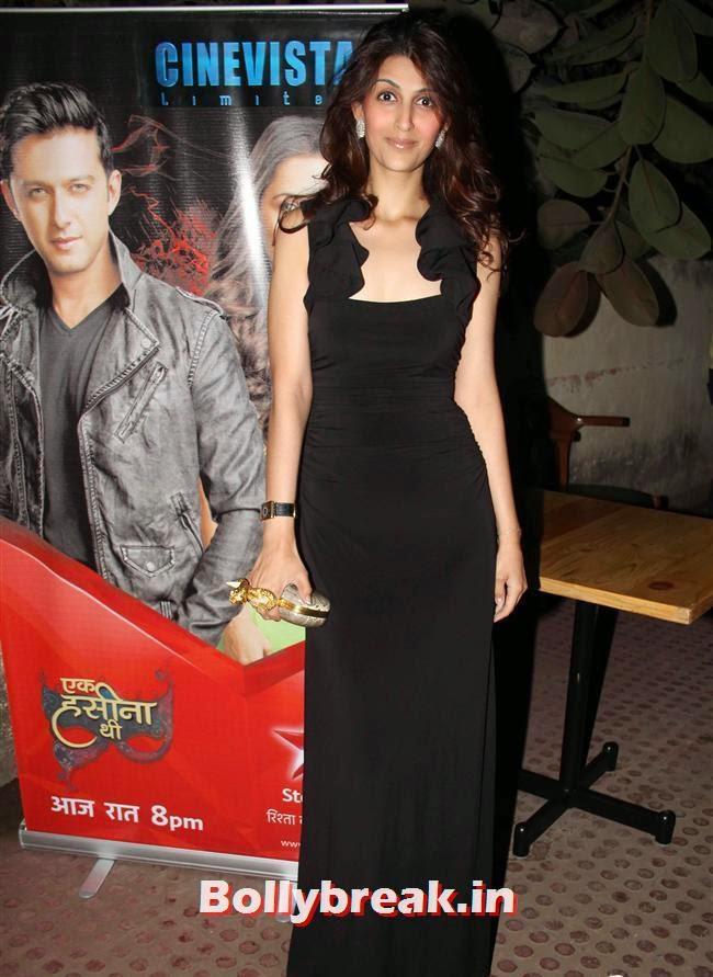, Sanjeeda Sheikh, Simone Singh at Ek Haseena Thi Premiere