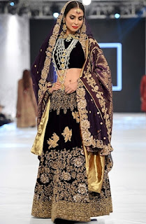 HSY Bridal Collection 2016-2017 at PLBW