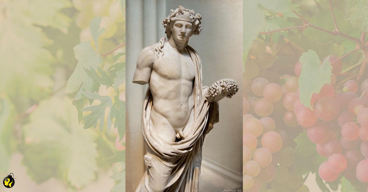 Dionísio Deus Grego (História)
