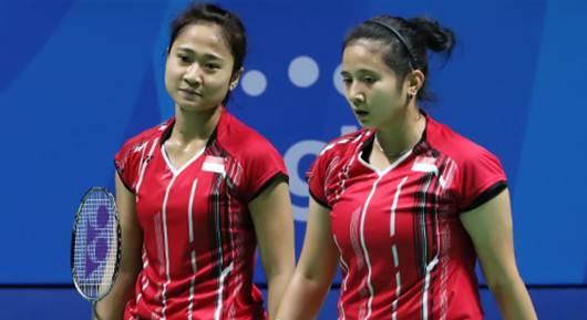 Hasil Badminton Asia Mixed Team Championships 15 Februari 2017