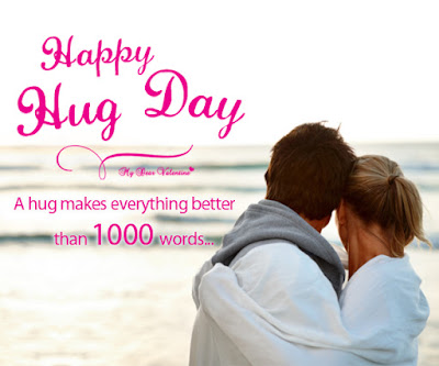 Hug Day- SMS/ Text Messages/ Wishes/ Greetings - 12 February
