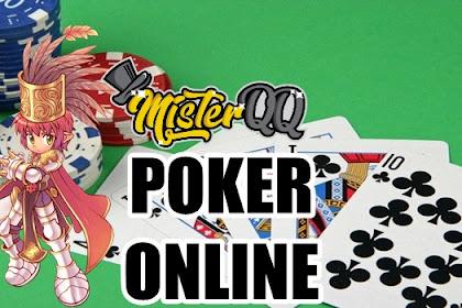 Agen MisterQQ Judi Poker Online