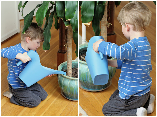 Cleaning The House running from the law: spring cleaning with toddlers