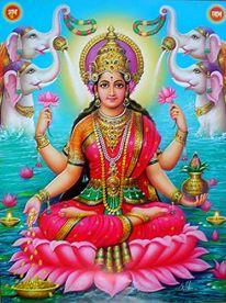 Mata On The Net Maa Laxmi Wallpaper Devi Laxmi Wallpaper